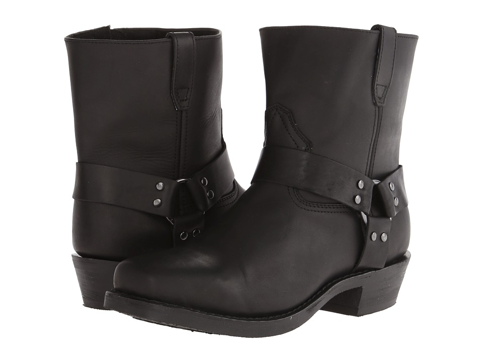 Dingo - Rev Up (Black) Cowboy Boots
