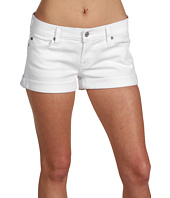 7 For All Mankind - Roll-Up Short in Clean White