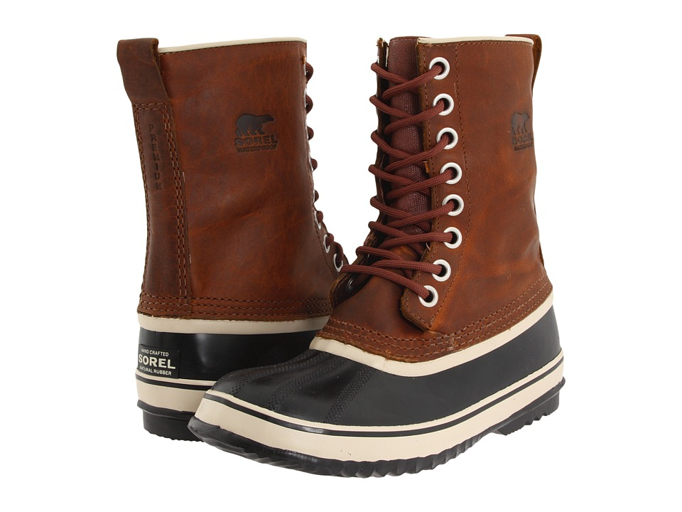 SOREL 1964 Premium LTR Cappuccino/Oxford Tan Womens Cold Weather Boots