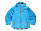 Columbia Kids - Buga Puff Jacket (Big Kids) (Compass Blue) - Apparel