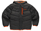 Columbia Kids - Reverse Rider Jacket (Big Kids) (Grill) - Apparel
