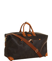 Bric's Milano - Life - Micro-Suede Large Holdall Travel Bag