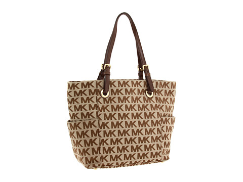 MICHAEL Michael Kors Logo East/West Signature Tote