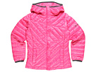 Columbia Kids - Powder Lite Jacket (Big Kids) (Pink Taffy) - Apparel