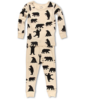 Hatley Kids - Overall Print PJ Set (Toddler/Little Kids)