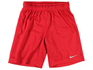 Nike Kids - Essentials Mesh Short (Little Kids/Big Kids) (Varsity Red/Matte Silver) - Apparel