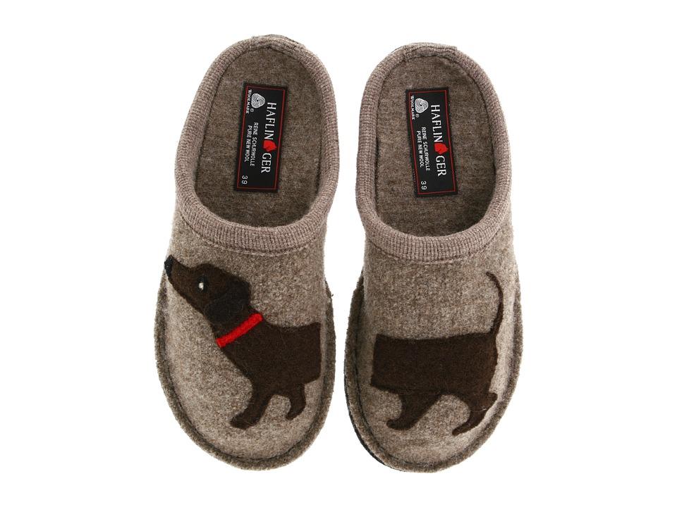 Haflinger Doggy Slipper (Earth) Slippers