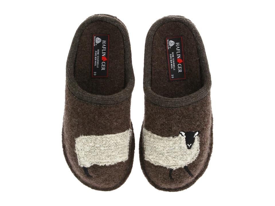 Haflinger Sheep Slipper (Earth) Slippers