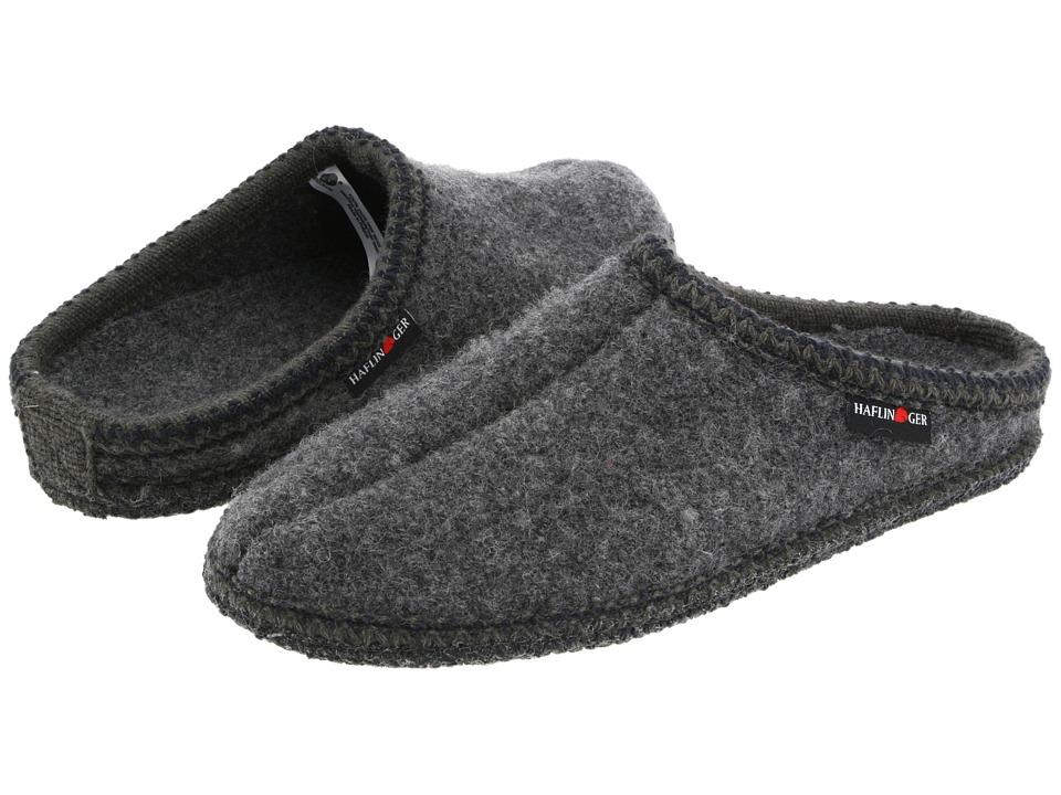 Haflinger - AS Classic Slipper (Grey) Slippers
