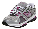 New Balance WX1211 Silver Shoes