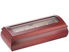 Emery Glass Top Watch Box