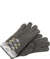 UGG - Lace Up Glove w/Knit Trim
