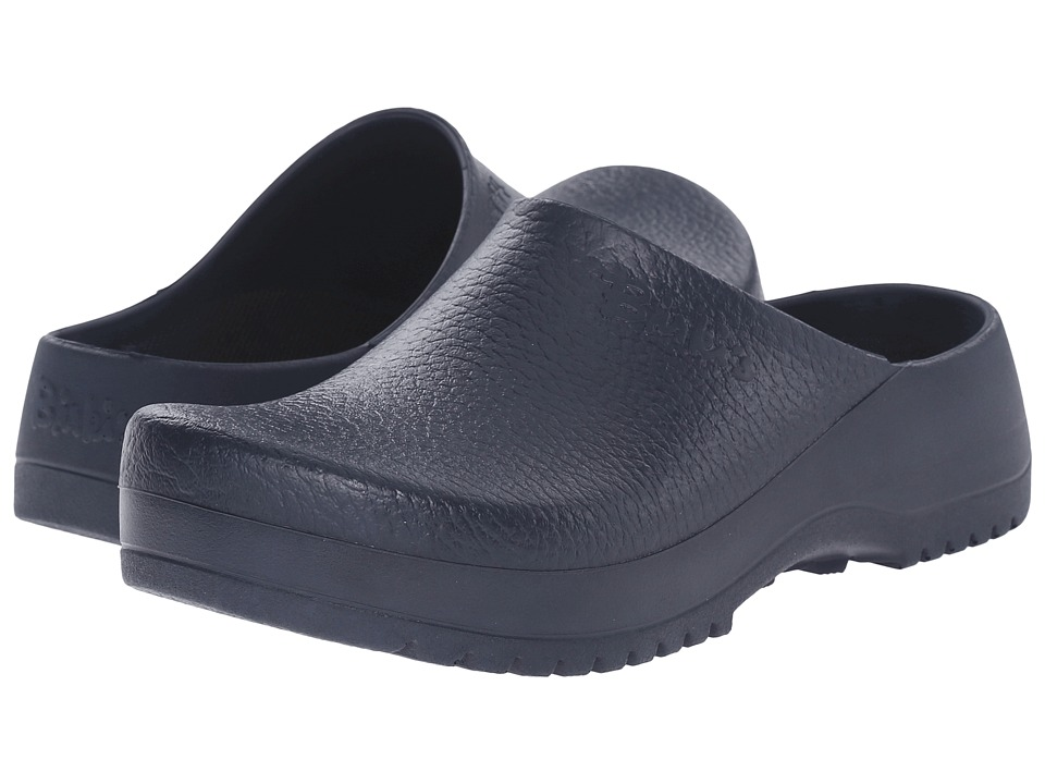 Birkenstock Super Birki by Birkenstock (Blue) Clog Shoes
