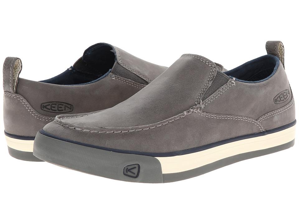 Keen - Timmons Slip-On (Gargoyle) Men's Slip on  Shoes
