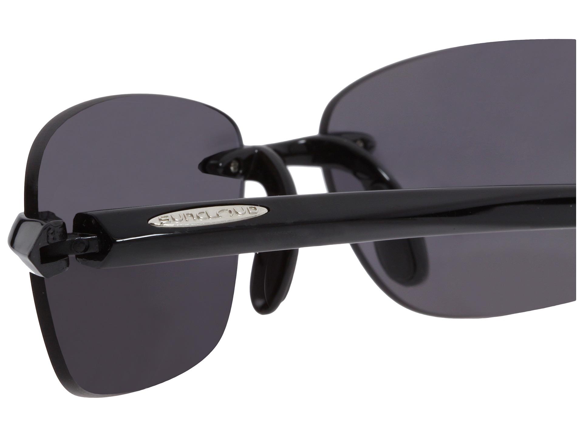 Suncloud Impulse Sunglasses  suncloud polarized optics momentum zappos com free shipping both