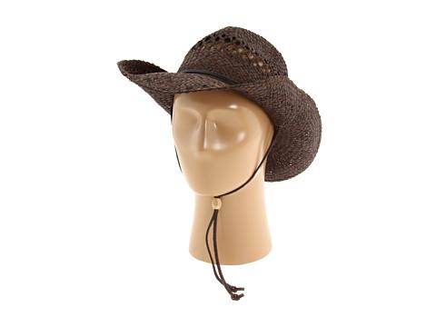 San Diego Hat Company RHC Cowboy Hat - Brown