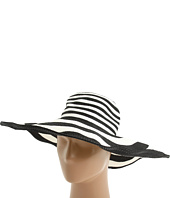 San Diego Hat Company - PBX2984 Paperbraid XL Brim Striped Sun Hat