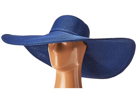 San Diego Hat Company UBX2535 Ultrabraid XL Brim Sun Hat - Cobalt Blue