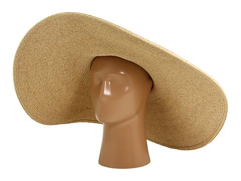 San Diego Hat Company UBX2535 Ultrabraid XL Brim Sun Hat - Toast 2