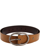John Varvatos - 40mm Centerbar Buckle and Strap Belt