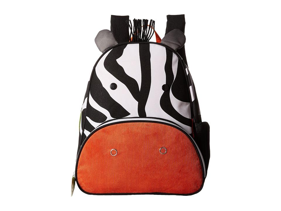 Skip Hop - Zoo Pack Backpack (Zebra) Backpack Bags