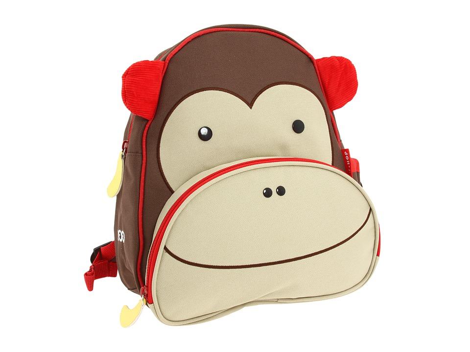 Skip Hop - Zoo Pack Backpack (Monkey) Backpack Bags
