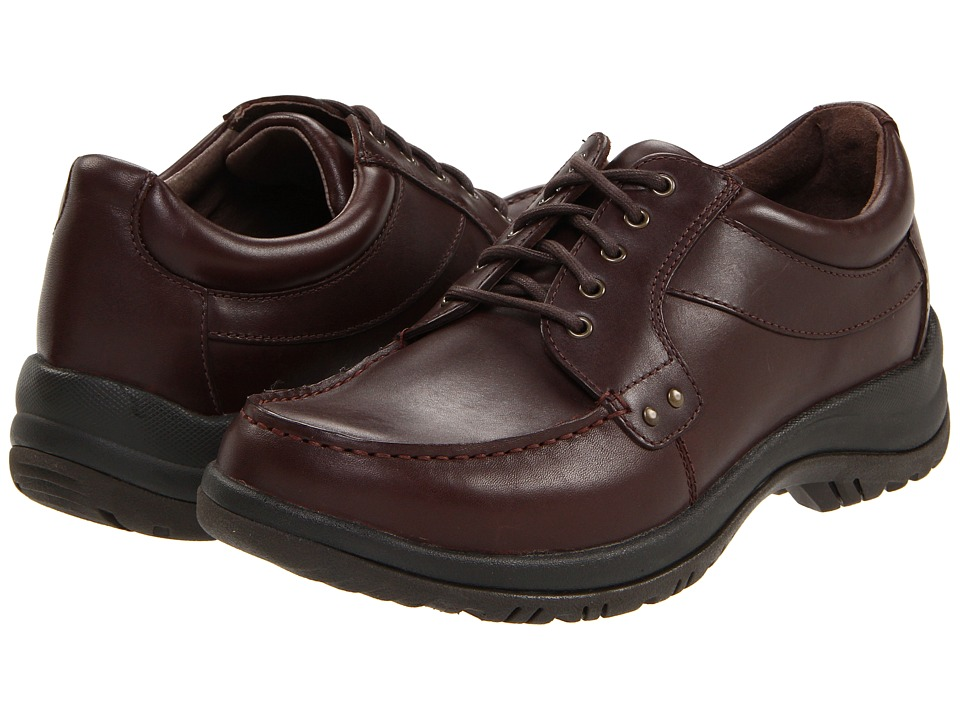 Dansko - Wyatt (Mocha Full Grain) Mens Lace up casual Shoes