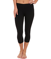 Three Dots - Cotton Stretch Cropped Legging