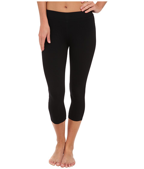 Three Dots Cotton Stretch Cropped Legging