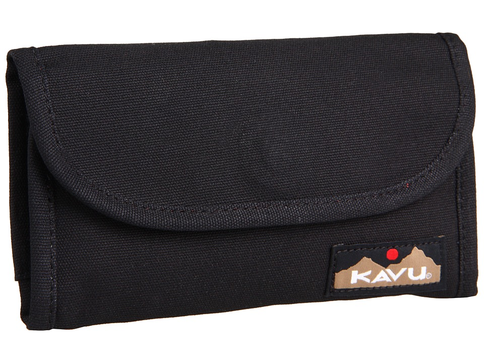 KAVU - Big Spender (Black) Wallet Handbags