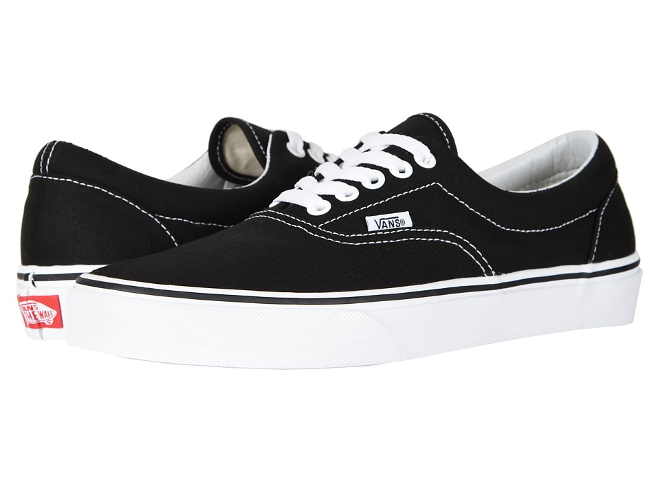 Vans Era Core Classics (Black) Shoes