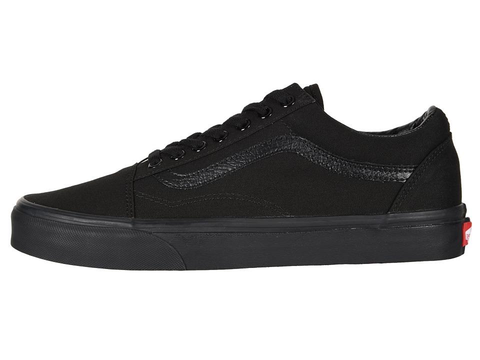 van leather school shoes
