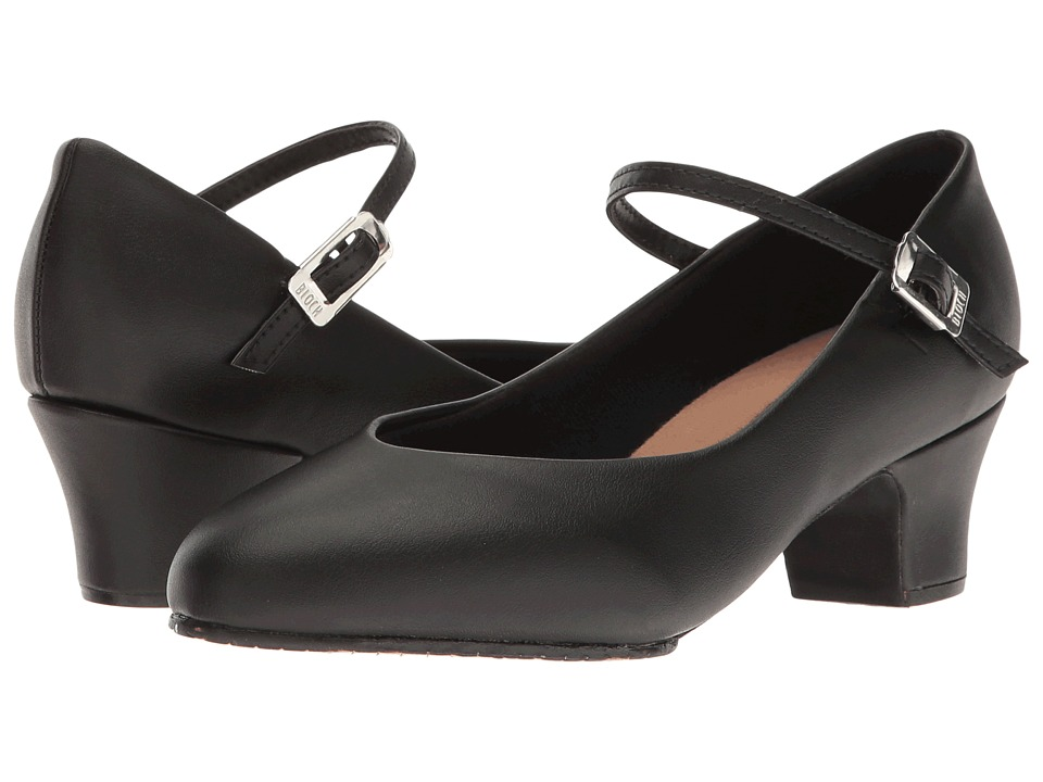 Vintage Style Shoes, Vintage Inspired Shoes Bloch - Broadway Lo Black Womens Dance Shoes $37.00 AT vintagedancer.com