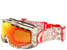 Electric Kids - EGK Goggle (Youth) (Iikka Backstrom/Grey/Red Chrome) - Eyewear