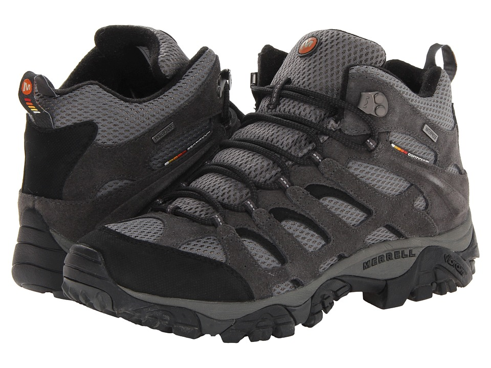 Merrell - Moab Mid Waterproof (Beluga) Men