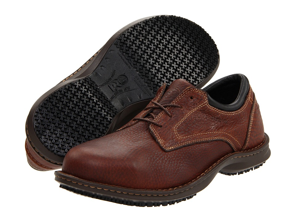 Timberland PRO - Gladstone ESD Steel-Toe (Brown) Mens  Shoes