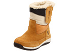 Timberland Kids - Snowville Pull-On Boot (Infant/Toddler) (Wheat Suede) - Footwear