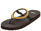 Sanuk - Ibiza St. Tropez (Brown/Gold) - Footwear
