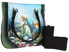 Anuschka Handbags - 473 (Little Mermaid) - Bags and Luggage