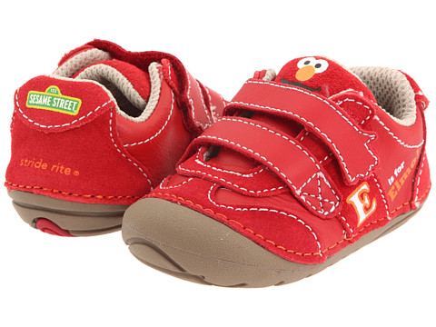 HURRY** Nordstrom Stride Rite Sesame Street Elmo Shoes ONLY $12.90