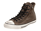 Converse by John Varvatos - All Star Double Zip (Major Brown/Off White) - Footwear