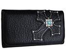 M&F Western Blazin Roxx Wallet (Black)