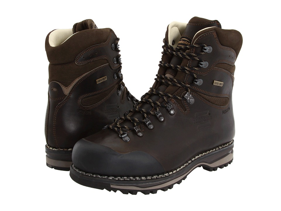 Zamberlan Sella NW GT RR (Waxed Dark Brown) Men's Boots