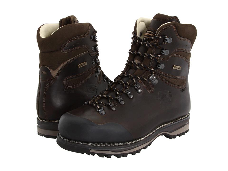 Zamberlan - Sella NW GT RR (Waxed Dark Brown) Mens Boots