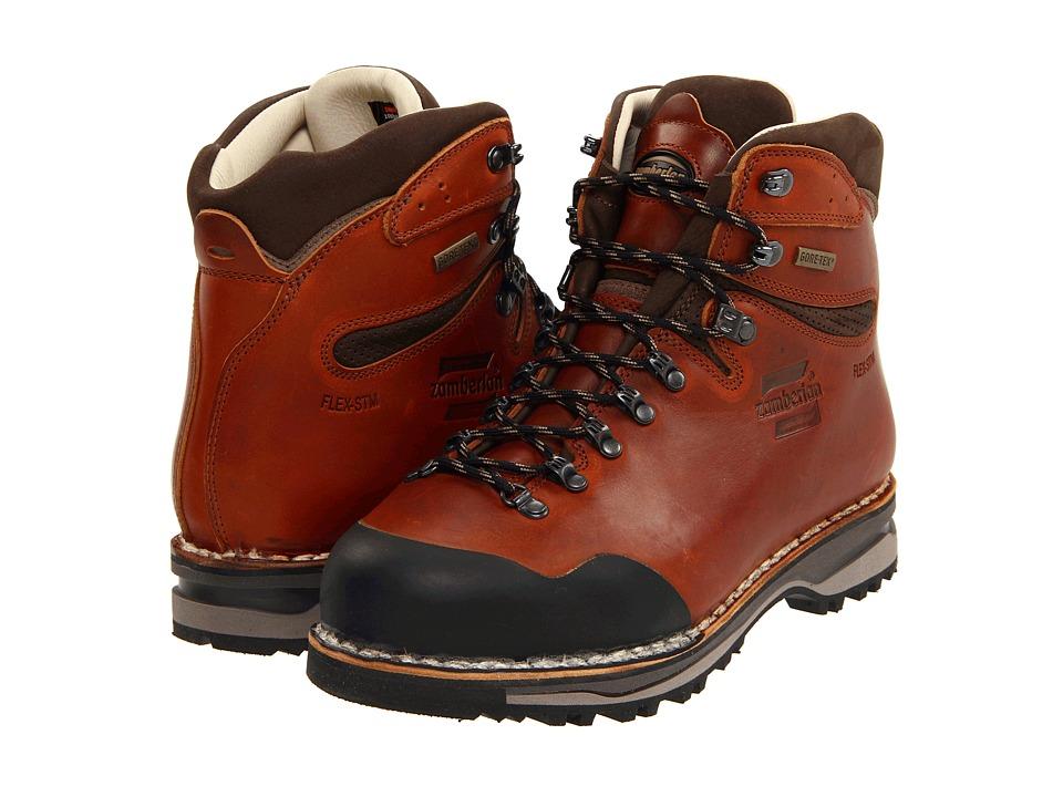 Zamberlan - Tofane NW GT RR (Waxed Brick) Mens Boots
