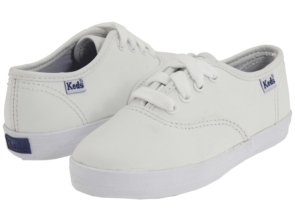 white canvas keds for kids