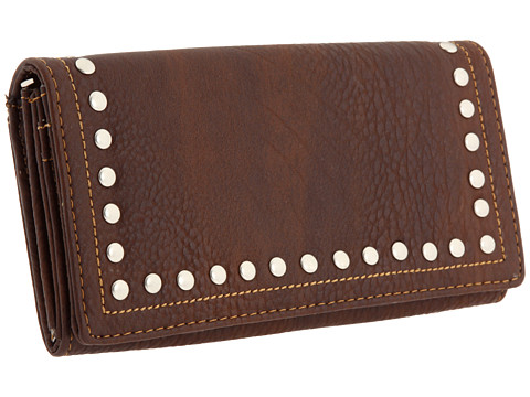 American West Bandana Flap Wallet
