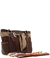 American West - Bandana Signature Collection Carry All Tote