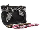 American West Bandana Signature Collection Carry All Tote (Black)