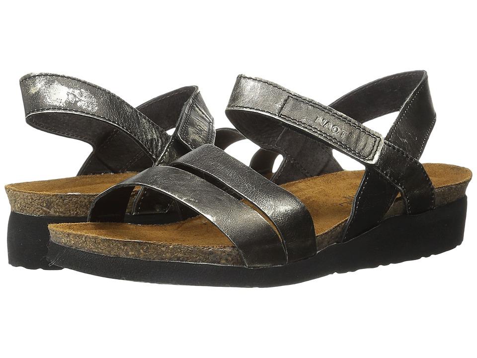 Naot Kayla (Metal Leather) Sandals